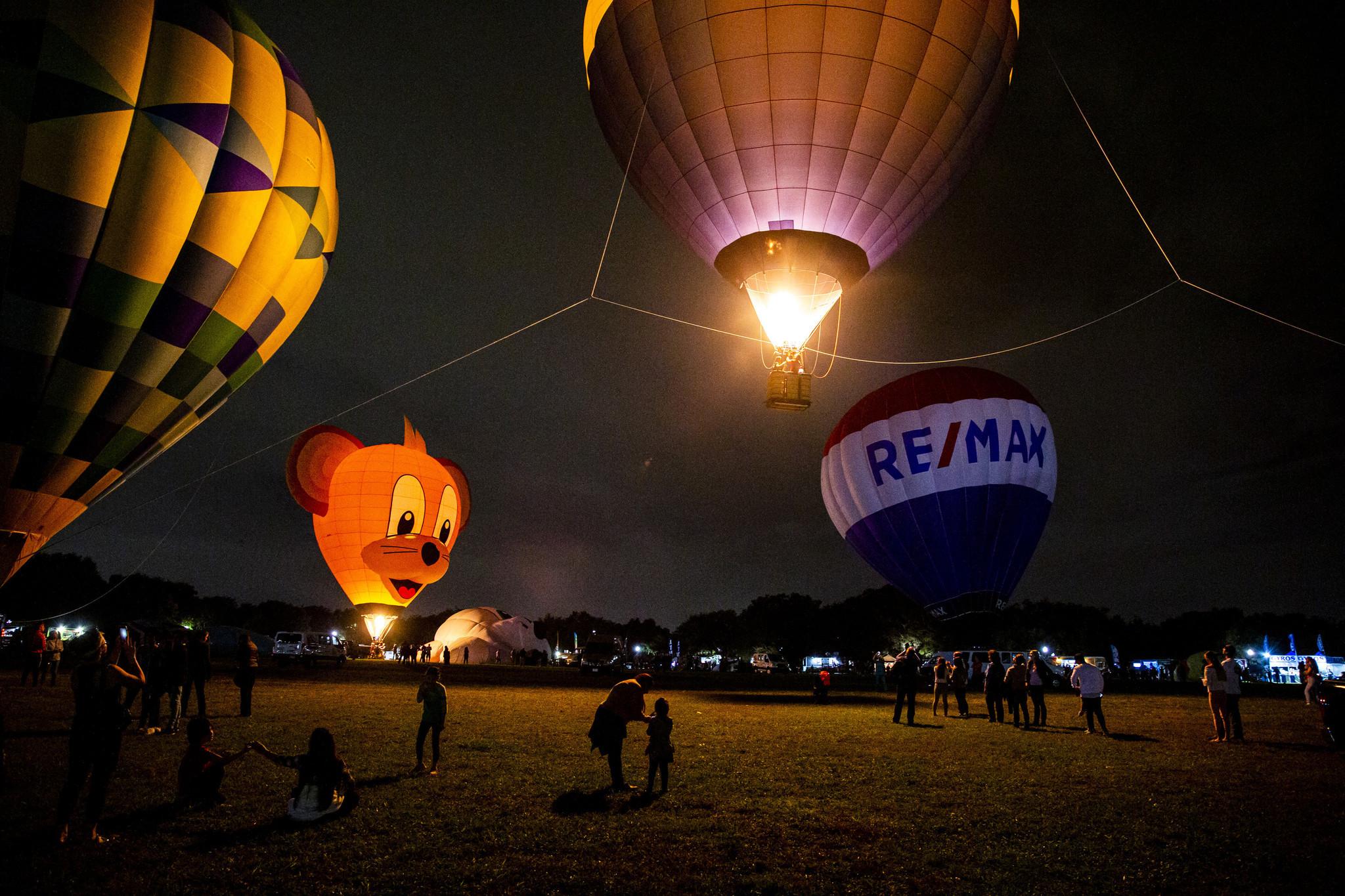 Orlando Hot-Air Balloon Facts