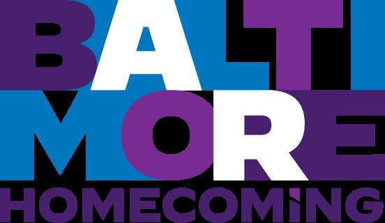 Baltimore Homecoming Logo