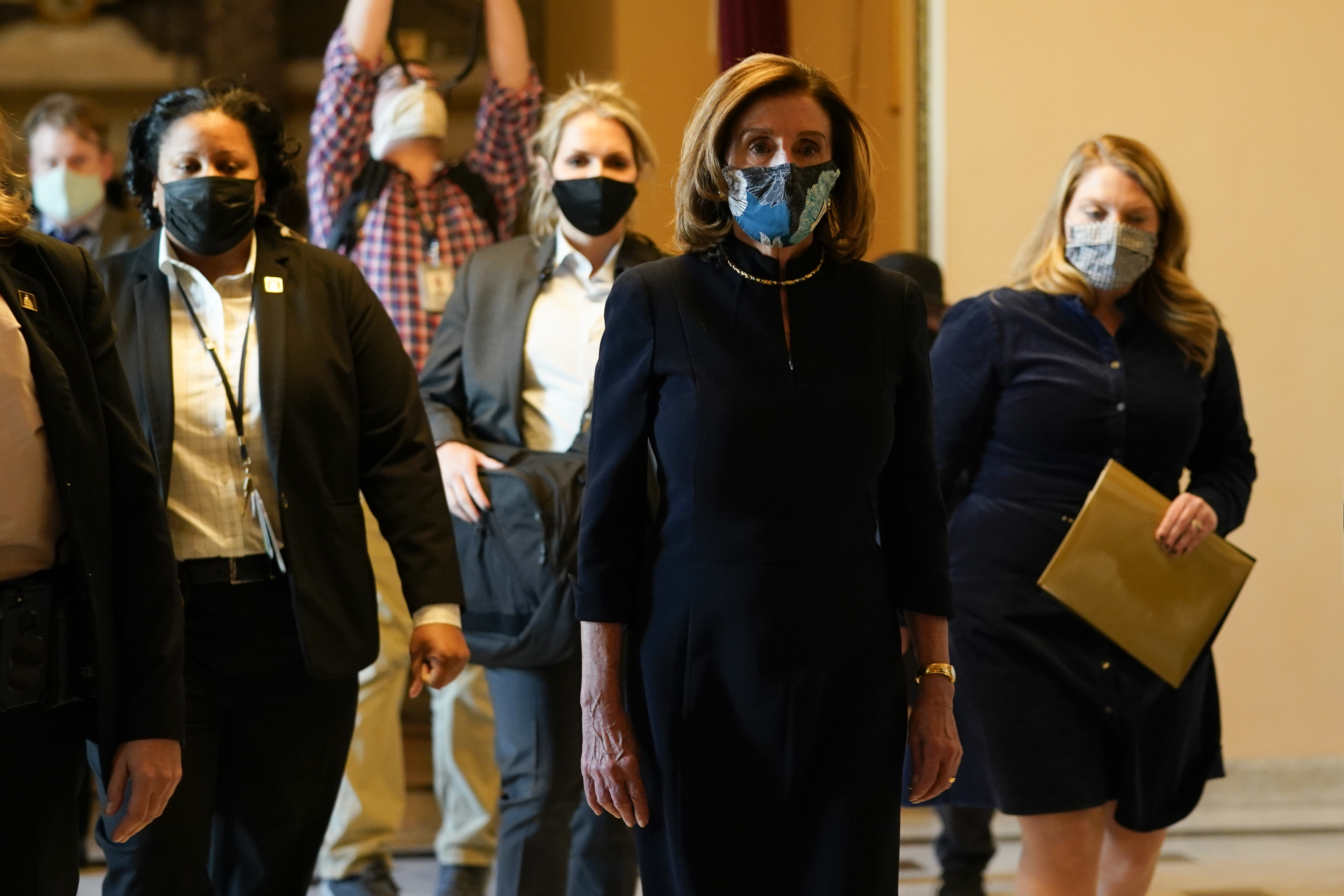 Image result for pelosi in capitol on the 23rd