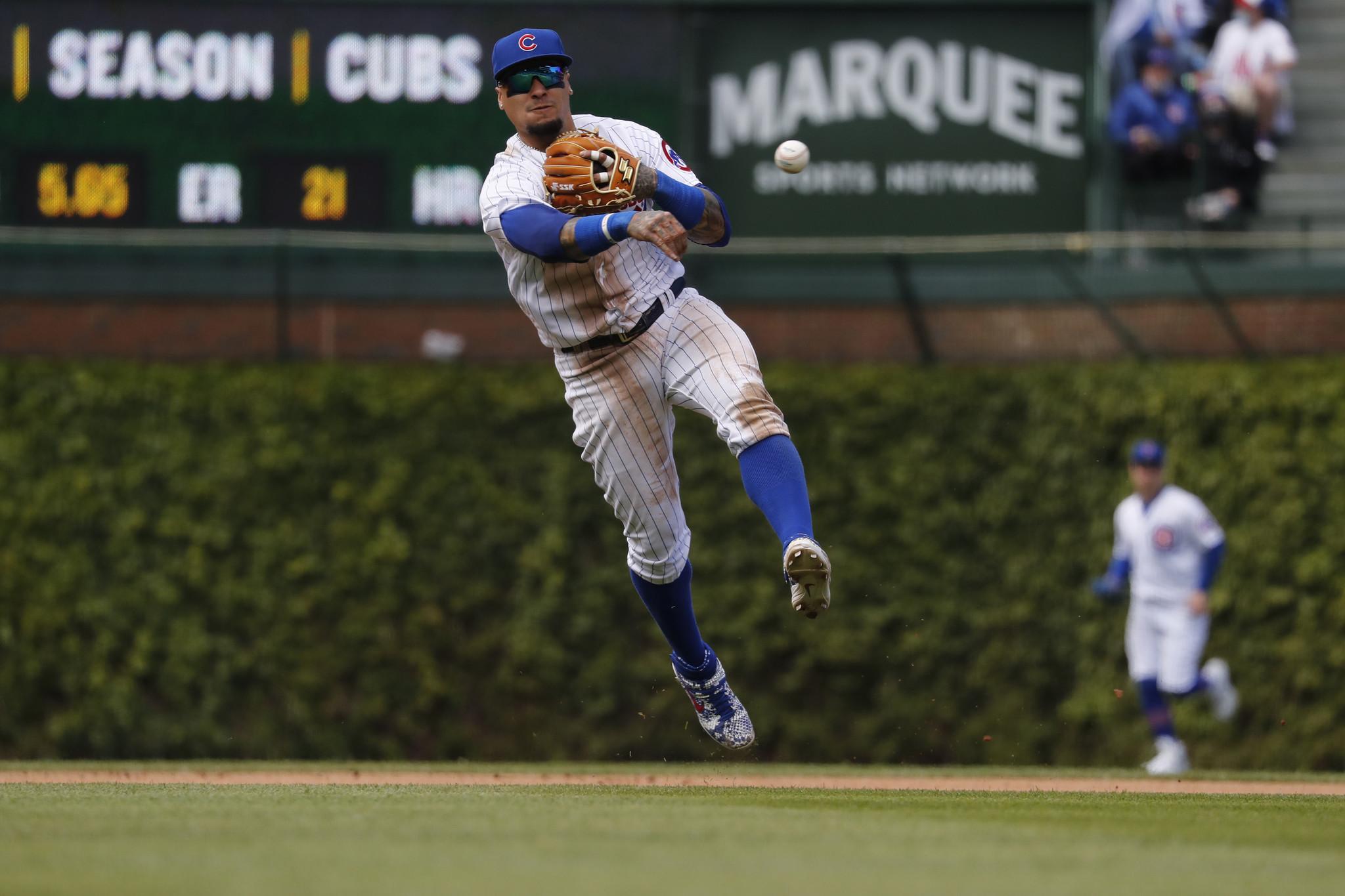 Javier Baez Chicago Cubs New Arrivals Legend Baseball Player Jersey