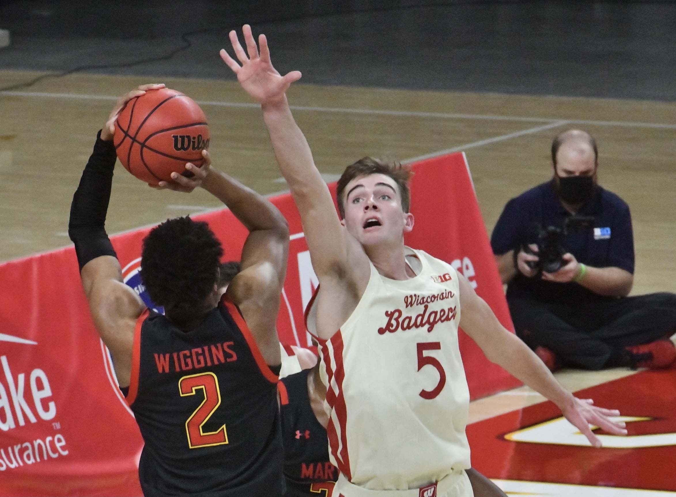 Three takeaways from Maryland men's basketball's 61-55 loss to No. 14 Wisconsin - Baltimore Sun