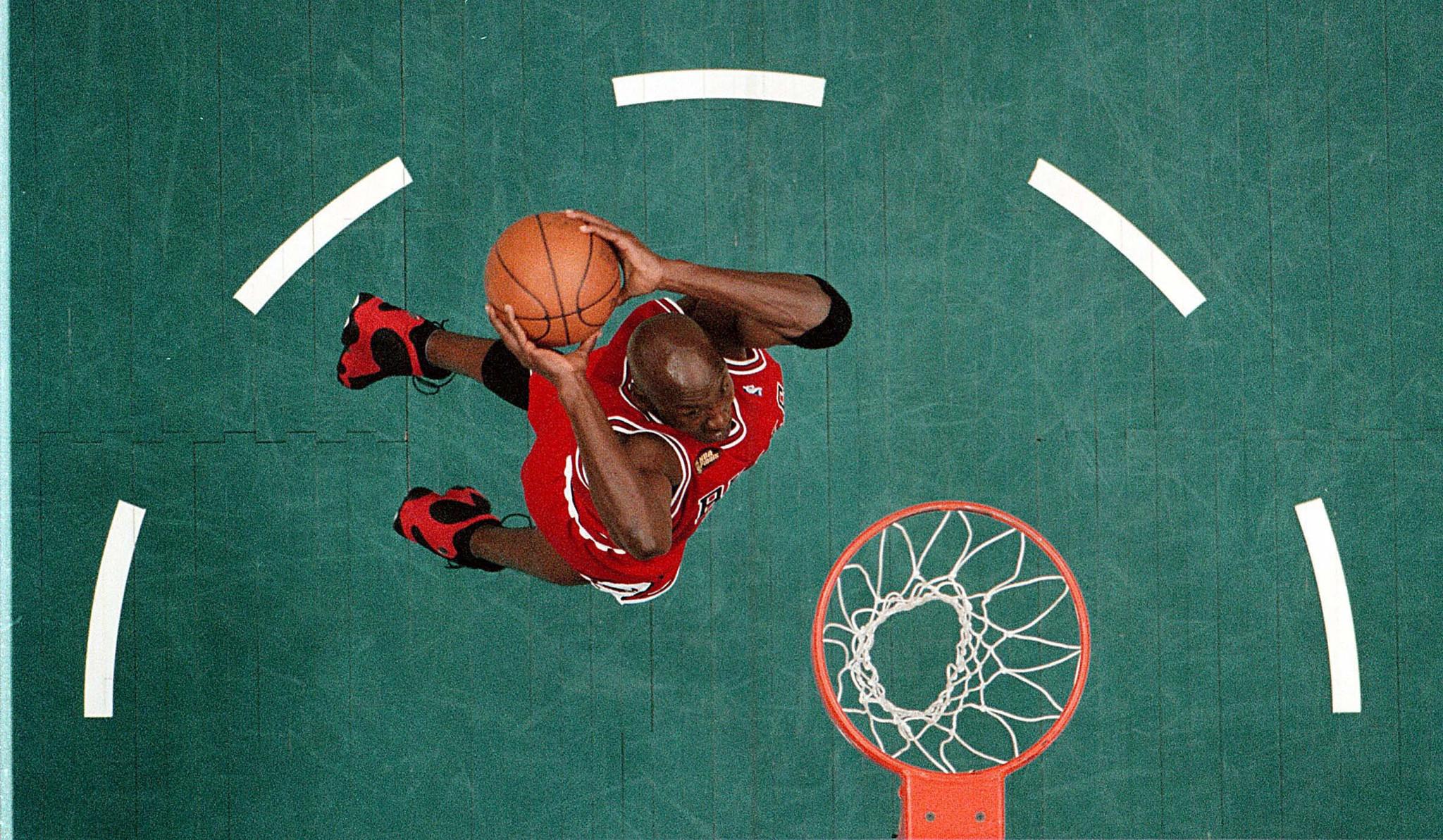 Column: Michael Jordan not a role model