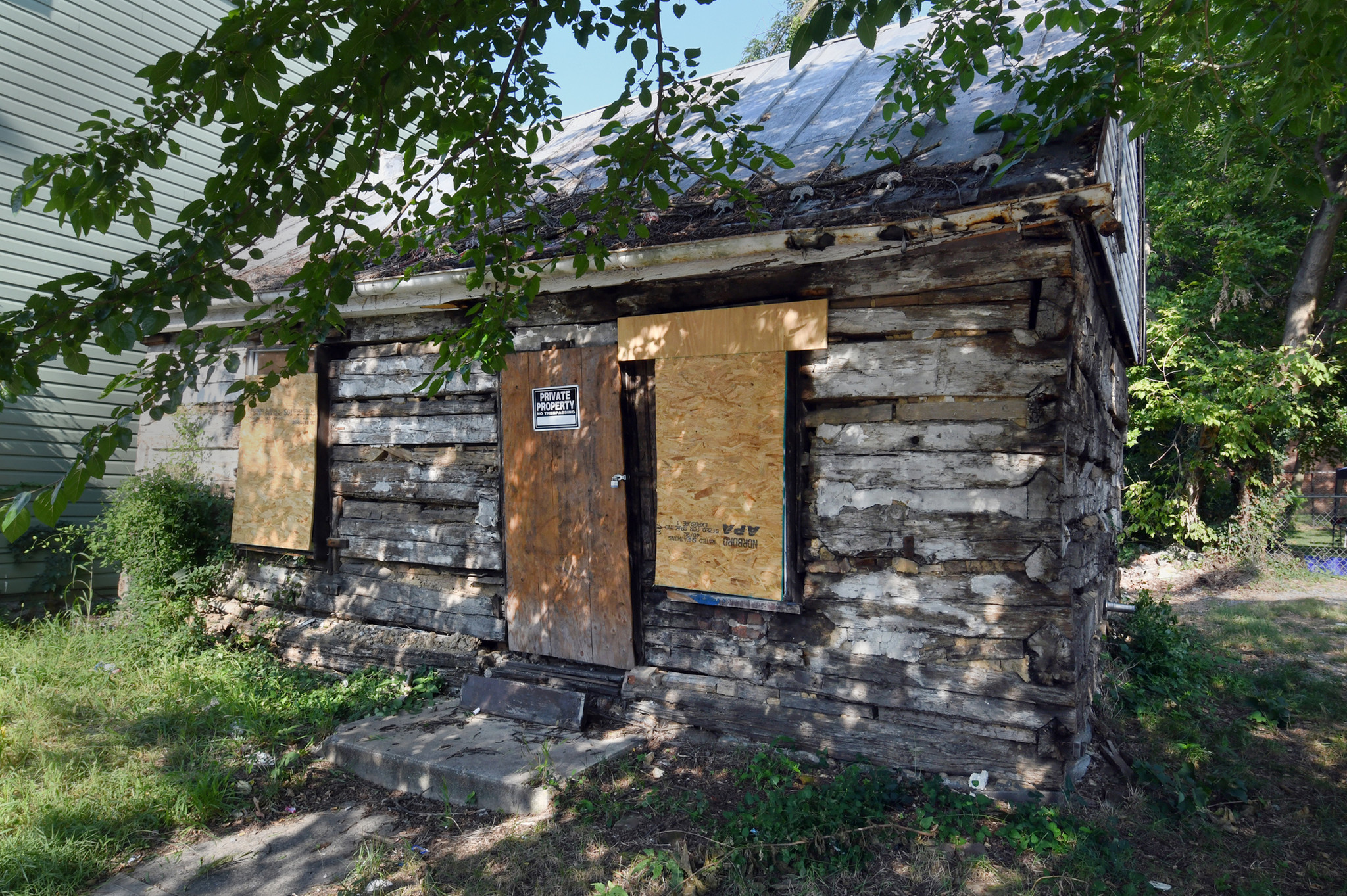 A Little Underdog A Rediscovered Log Cabin With A Mysterious Past In Hagerstown Showcases A Forgotten Black Community Baltimore Sun