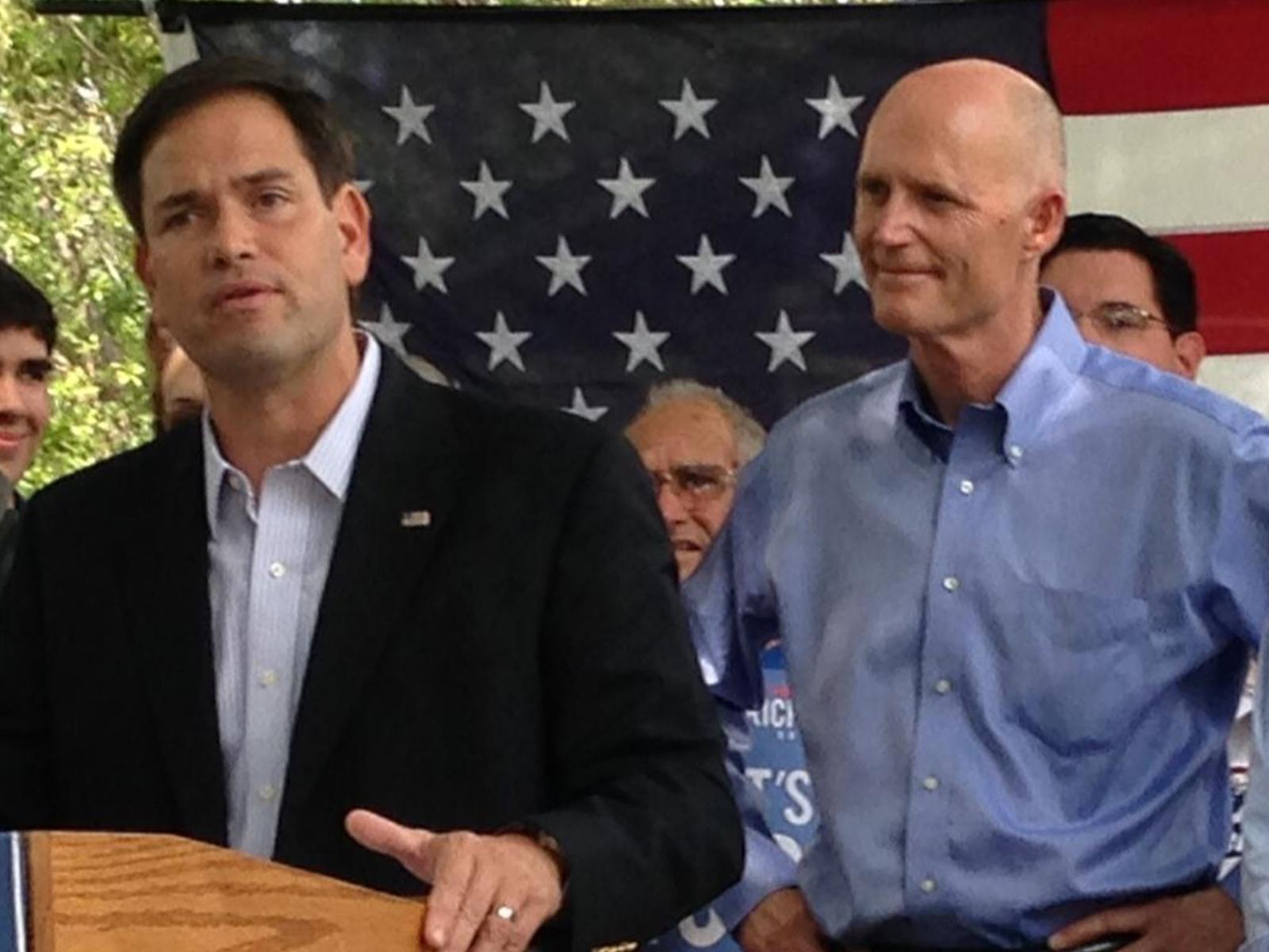 Venezuelans lash out at Rubio, Scott over permanent U.S. citizenship