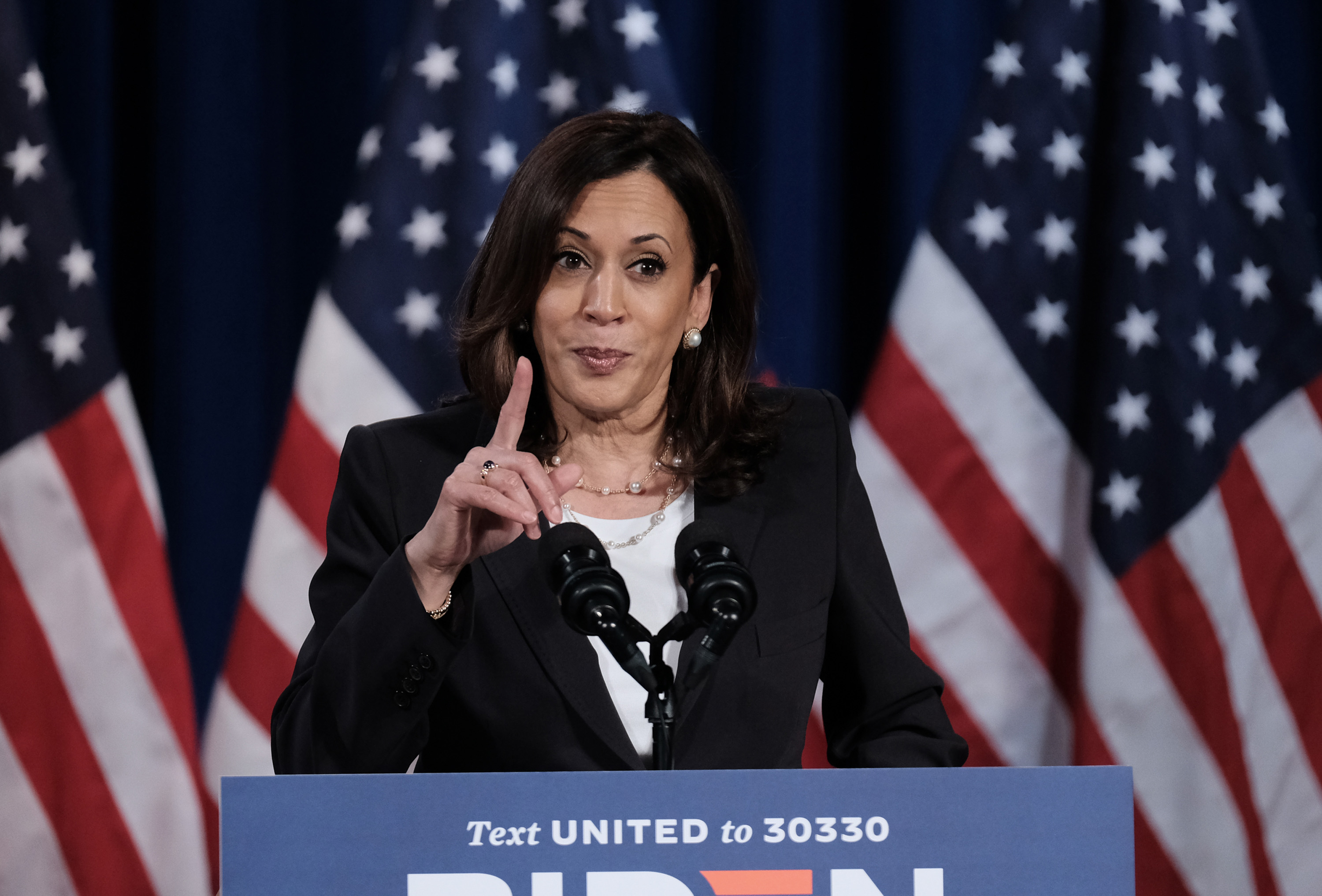 Where Kamala Harris Stands On The Issues Race Policing Health Care And Education Chicago Tribune