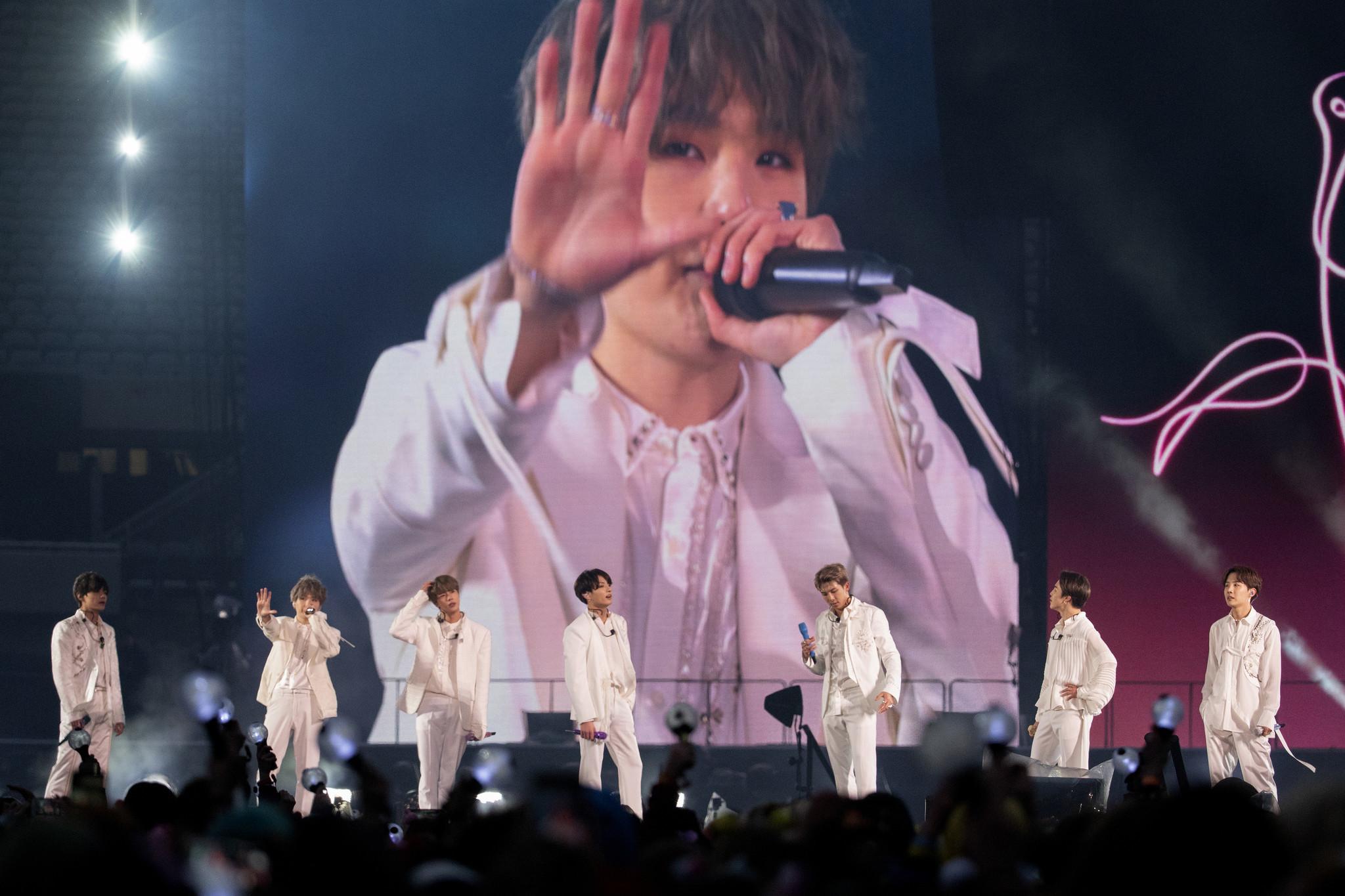 BTS releases new summer single 'Butter'   Chicago Tribune