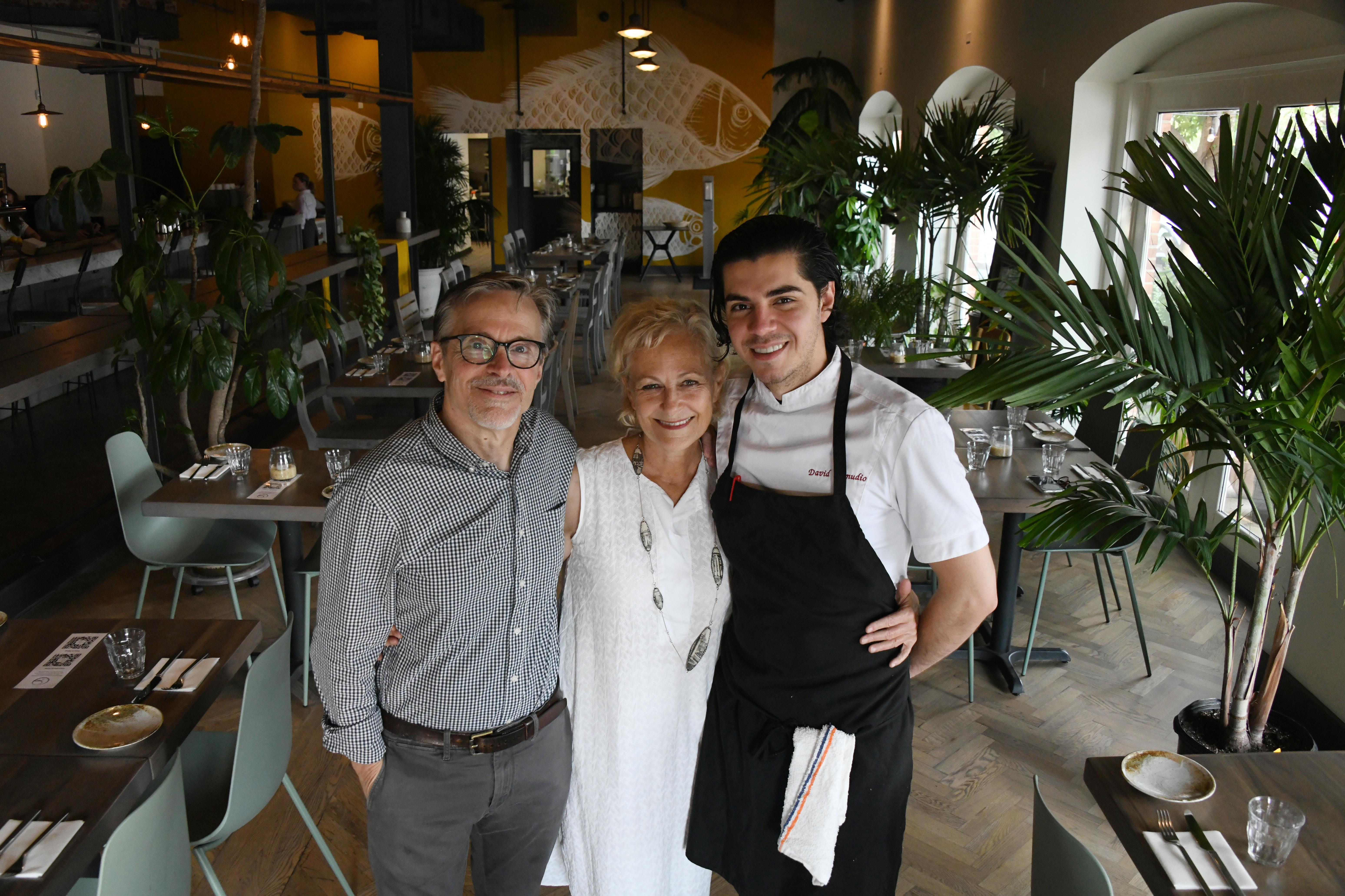 Alma Cocina Latina brings a taste of Venezuela to Baltimore by sponsoring chefs for visa program