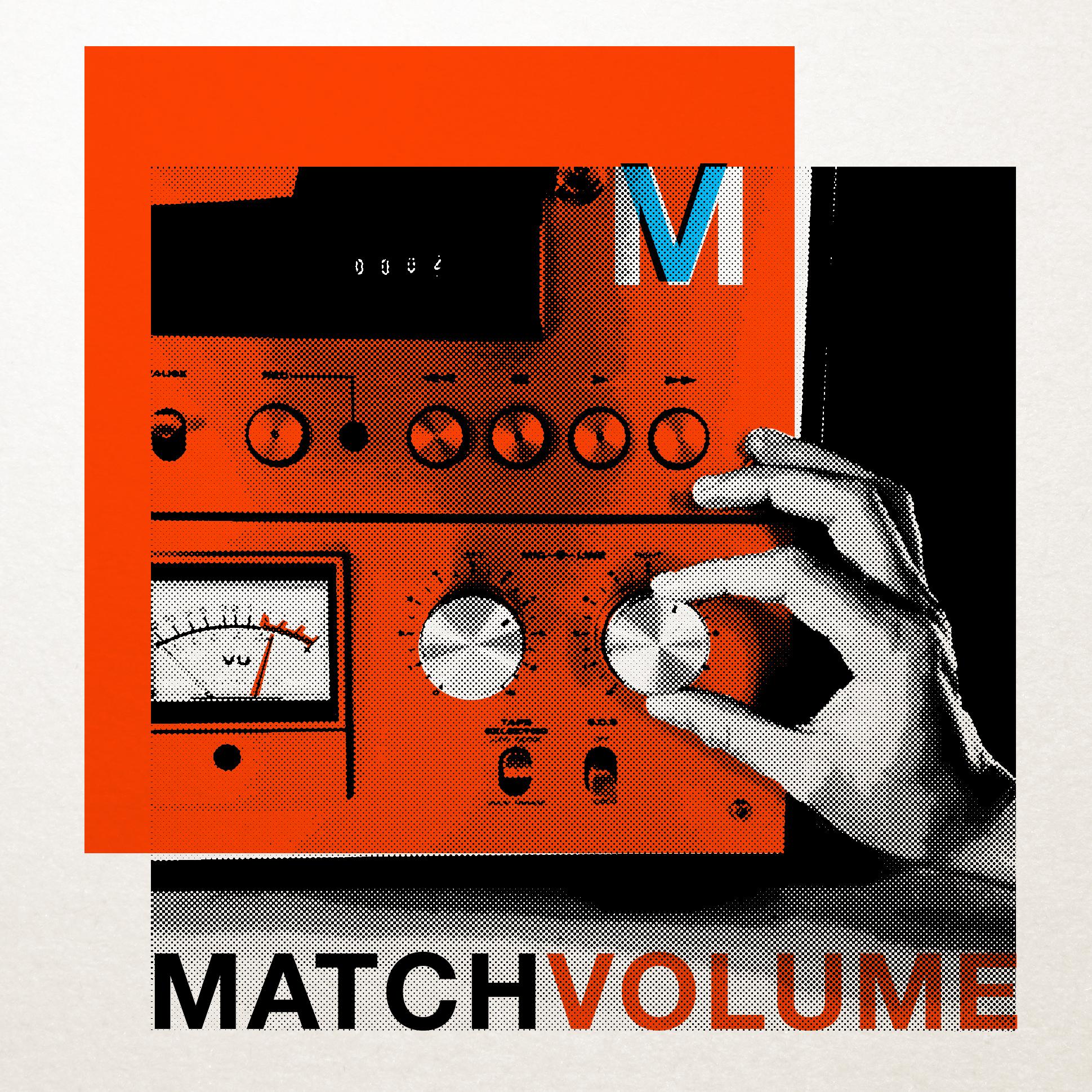 Match Volume Logo